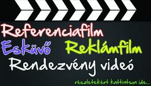 Videófilmek készítése